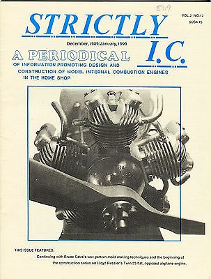 Strictly I.C. Vol. 2, issue 12, 1989