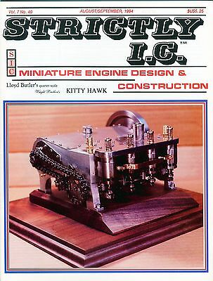 Strictly I.C. Vol. 7, issue 40, 1994