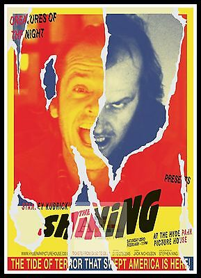 The Shining   Horror Movie Posters Classic & Vintage Films