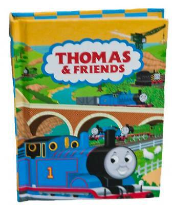 Thomas the Tank Train Small Memo Book Autograph Book