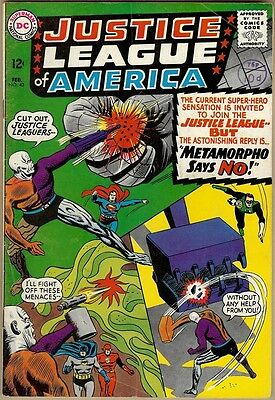Justice League Of America #42 - VG+