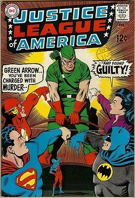 Justice League Of America #69 - FN/VF