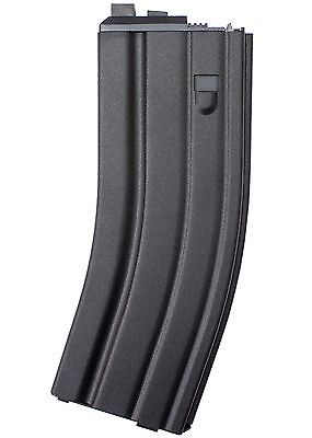 WE M4 Open-bolt GBB Magazine 30+2 rounds new ver. blk for Airsoft