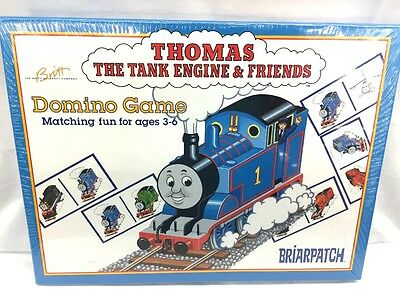 Briarpatch Thomas The Tank Engine & Friends Domino Game New
