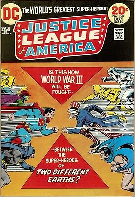 Justice League Of America #108 - FN/VF
