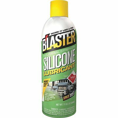 (2 PACK) Blaster Silicone Lubricant