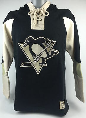 Pittsburgh Penguins NHL Old Time Pullover Hoodie
