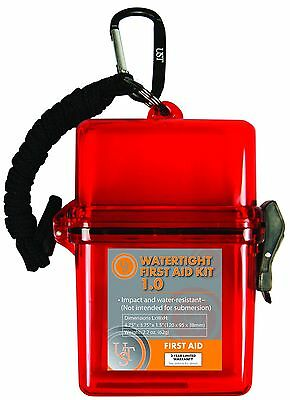 UST Watertight First Aid Kit 1 Red