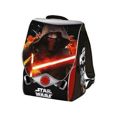Star Wars Backpack extensible school with complimentary sword