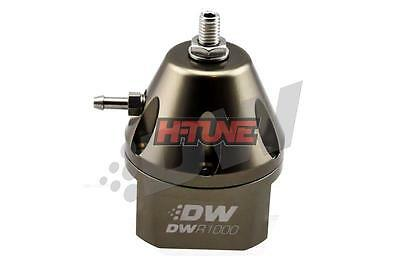 DeatschWerks DWR1000 Adjustable Fuel Pressure Regulator (Titanium)