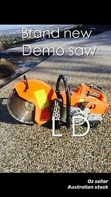 LD Professional Handheld Demo Saw Machine N14inch Diamond Saw Blade. Cuts Most.