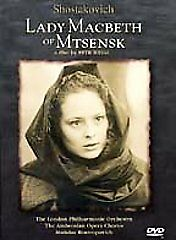 Lady Macbeth of Mtsensk (DVD, 1999) Brand New Factory Sealed w/Free Shipping!