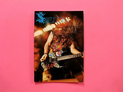 Sepultura Vintage Postcard  Uk Import