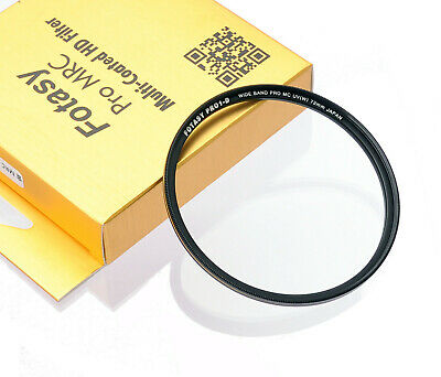 Super Slim Pro1 Nano MRC Multi-Resistant Coating 16 Layer MC HD UV Filter