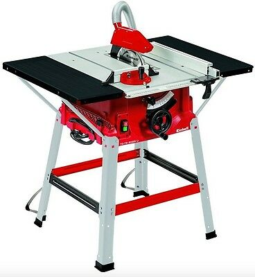 Scie circulaire de table 2000 W - Einhell - NEUF