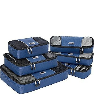Ebags Packing Cubes Value Set For Travel Accessories Family Cargo Organizer Deni