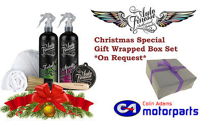 Auto Finesse Interior Cleaning Kit - GIFT
