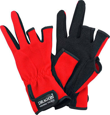Gloves Anti Slip red  deep trolling sea fishing tackle marine boat