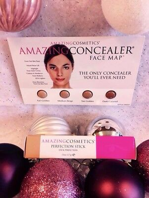 Amazing Cosmetics perfection Stick Medium 3.7g