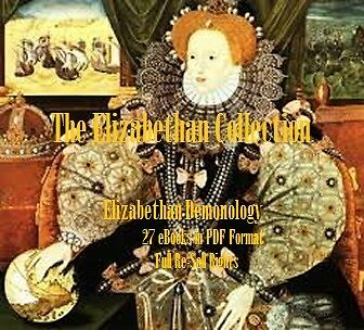 CD - The Elizabethans Collection - 27 eBooks (Resell Rights)