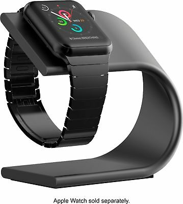 Nomad - Charging Stand for Apple Watch- Space Gray