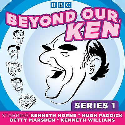 Beyond Our Ken: Series One 7CD AUDIOBOOK  **NEW/SEALED**  FREE!! UK 24-HR POST!!