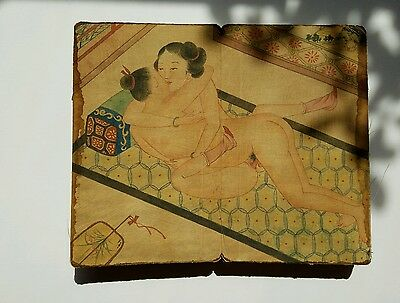 Shunga ancient erotica pillow book3