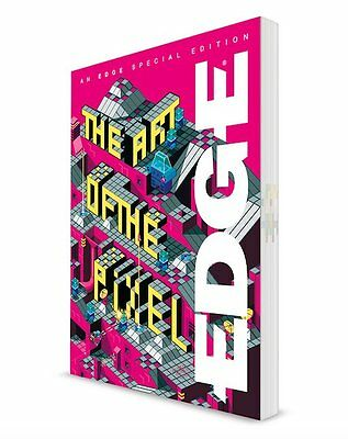 EDGE Magazine The Art of PIXEL SPECIAL EDITION NEW