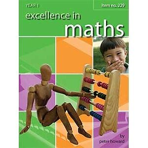 Excellence in Maths Year 1