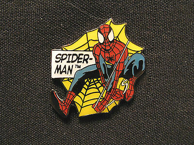 Offical Spider-Man Pin Button Badge Uk Import