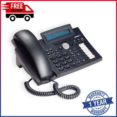 Snom 320 SIP IP VoIP Telephone *12 Month Warranty* Inc VAT & Free Delivery