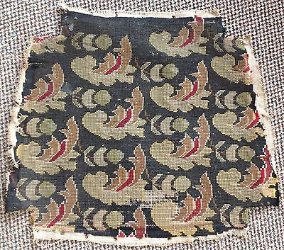 Vintage French Fabric Covers  Dining Chairs Unique Tapestry Shabby Chic Deco