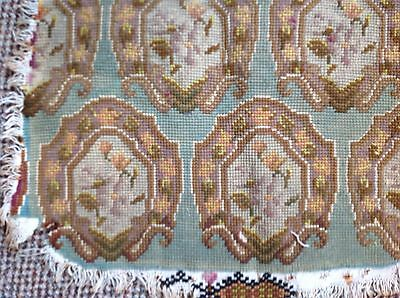 Vintage French Fabric Covers For Dining Chairs Unique Tapestry Shabby Chic • £32.85