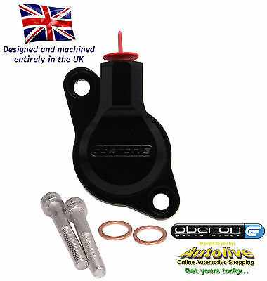Oberon KTM 990 Adventure Black LC8 Clutch Slave Cylinder and mount plate