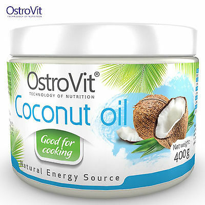 Coconut Oil 400 g 100% Pure No Frills And Fillers High Quality Resonable Price