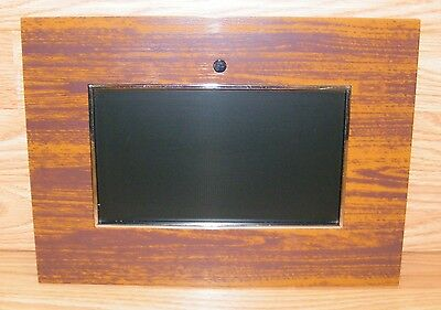 """**UNTESTED** Digital Labs (BT108-DPF) Digital 8.25"""" x 11.5"""" Picture Frame ONLY"""
