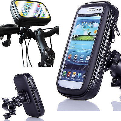 Bike Mount Waterproof Holder Case Bicycle Cover For Apple iPhone 6