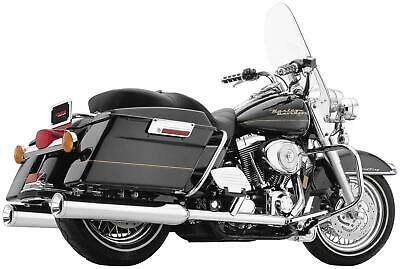 Cobra True Duals Dual Head Pipes Headers Exhaust 1995-2006 Harley Touring