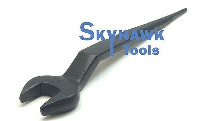 "1-1/16"" Iron Worker Spud Wrench Constrution Wrench Aligning Bolts Handle"