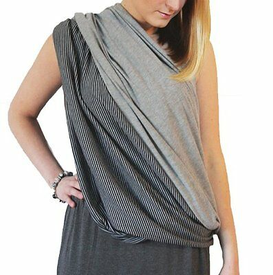 Momma Kind Nursing Cover Scarf SET - 2 Chic Infinity Scarves