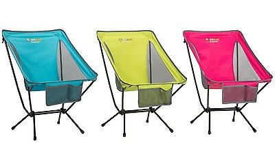 OZtrail Compactlite Traveller Chair with Mesh Utility Pocket