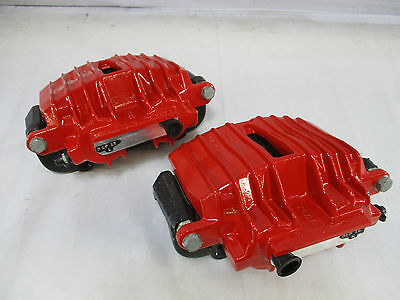 Holden Hsv Vy Monaro Gts Clubsport R8 L & R Front Brake Calipers & Pads