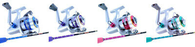 Shakespeare Ugly Stik Ultra tough 3'9″ Tackleratz Combo - Pink
