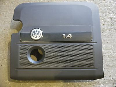 VOLKSWAGEN POLO 9N MK4 02-05 1.4 16v ENGINE COVER AIR FILTER BOX 036 129 607 DH