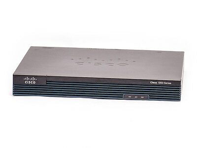 Cisco 1921 Series Integrated Service Router (1921)
