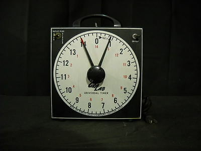 GraLab Universal Lab Timer Model 172