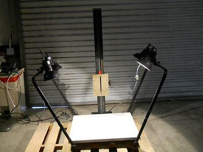 Bencher M3 Illuminated Camera Copy Stand w/ Lights