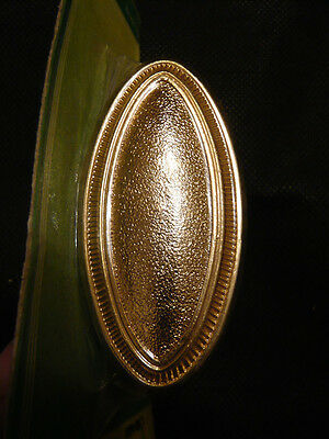 HANDLE, REGENCY STYLE - BRONZE - FRENCH ANTIQUE - Packaged