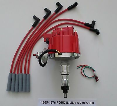 Ford Inline Straight 6 Cyl 6576 240 300 49l Hei Distributor Plug. Ford Inline Straight 6 Cyl 6576 240 300 49l Hei Distributor Plug. Ford. Ford 300 Inline 6 Wiring At Scoala.co