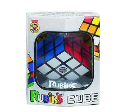 Original Rubik's Cube - Official New Speed Rubik Toy Puzzle - Rubiks Magic Game